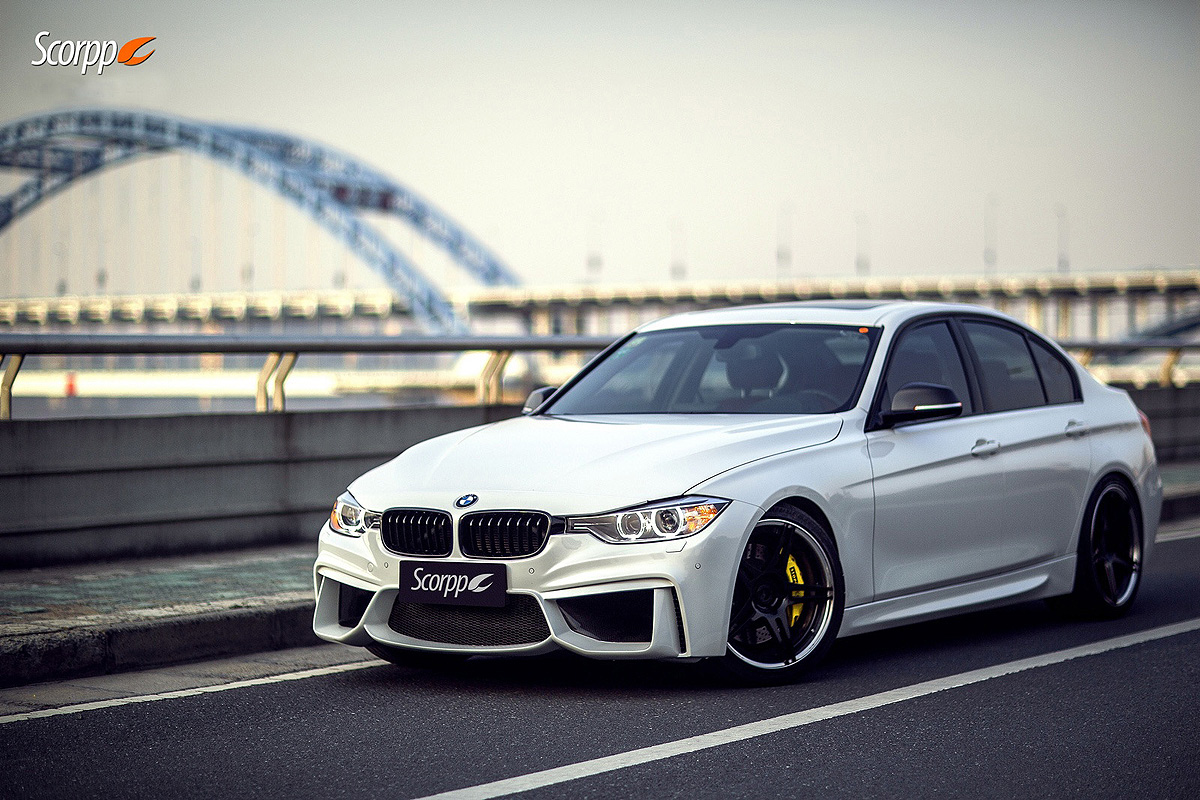 scorpp design | f30 body kits