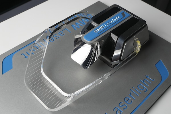 BMW Light Days Workshop Showcases Laser Light and Future OLED