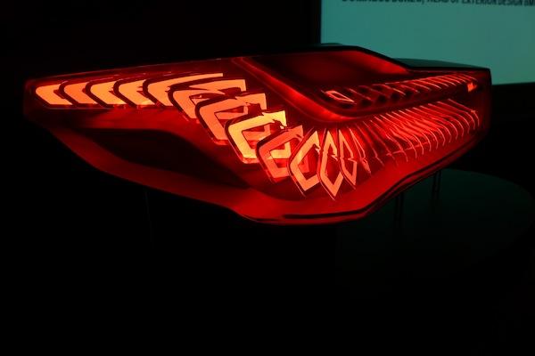 Bmw Light Days Workshop Showcases Laser Light And Future Oled Technology
