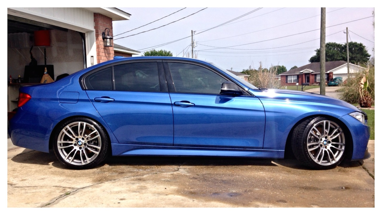 13 Estoril Blue 335i My Other Blue Angel Updated 26 Aug