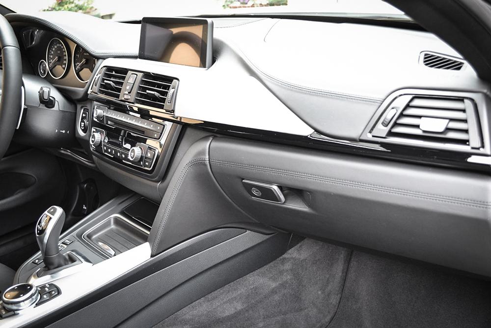 Retrofit A Leather Dashboard