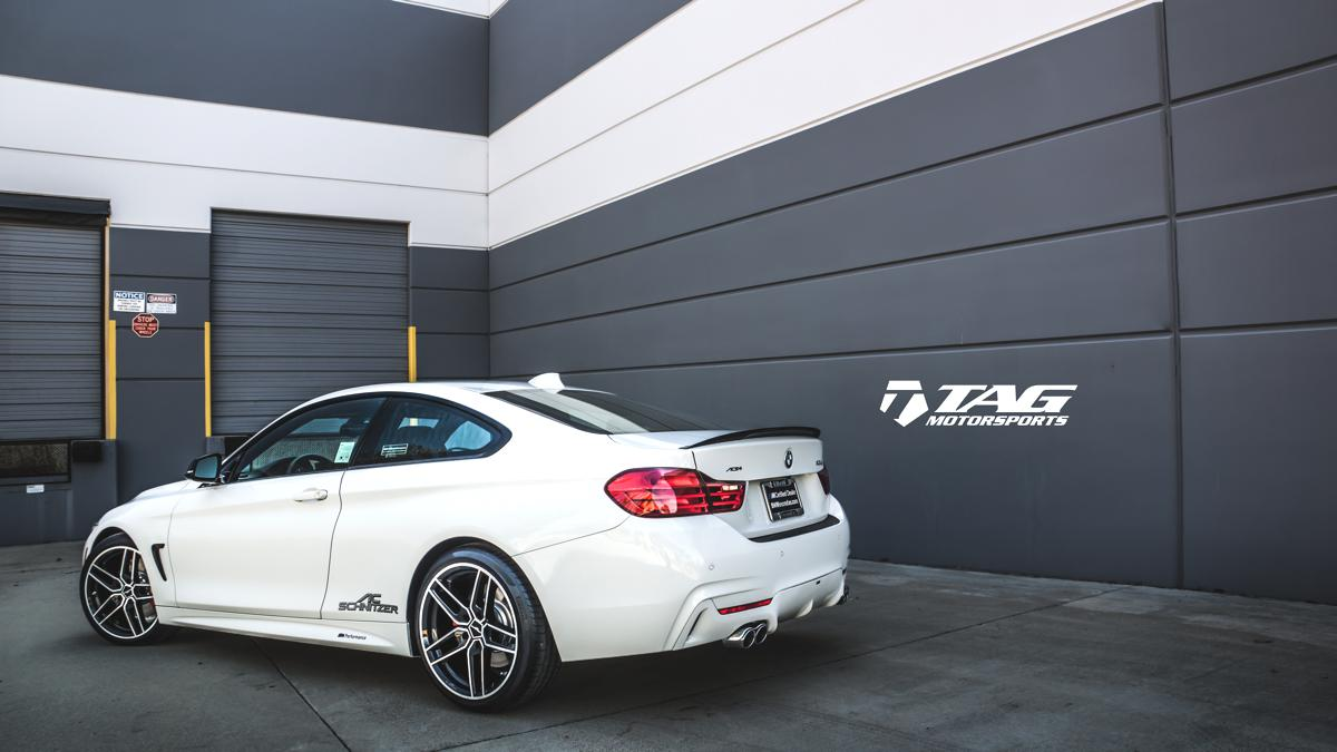 Acs4 Bmw 435i With Full Ac Schnitzer Kit For Bmw Encinitas Tag