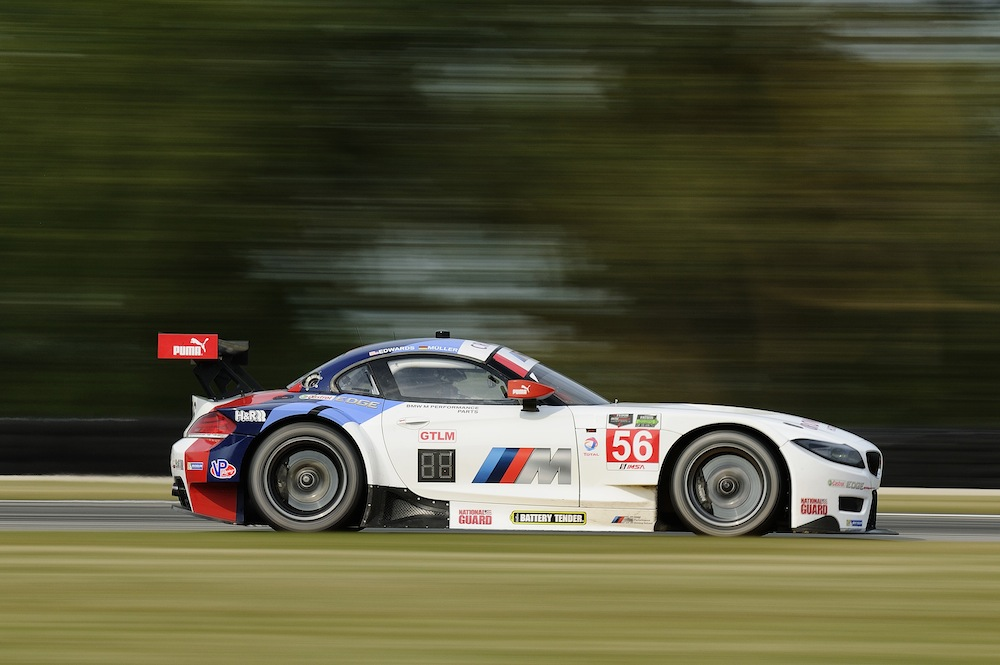 Bmw Team Rll Finish 2nd And 8th At Road America