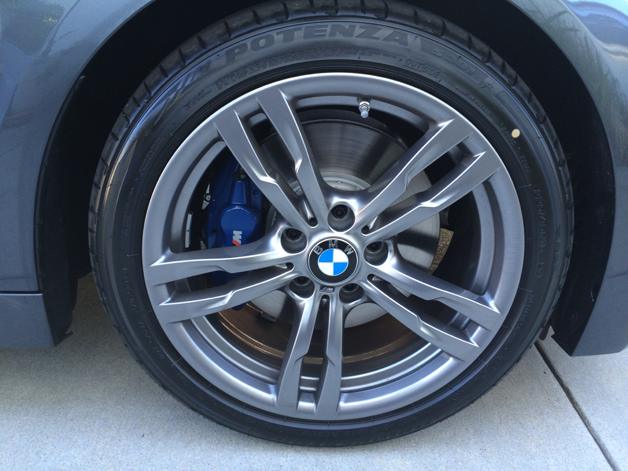 18 Quot Ferric Grey Wheels