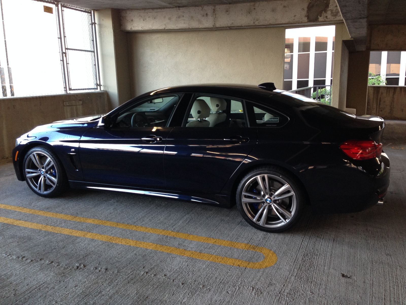 435i Gran Coupe AW CR M Performance