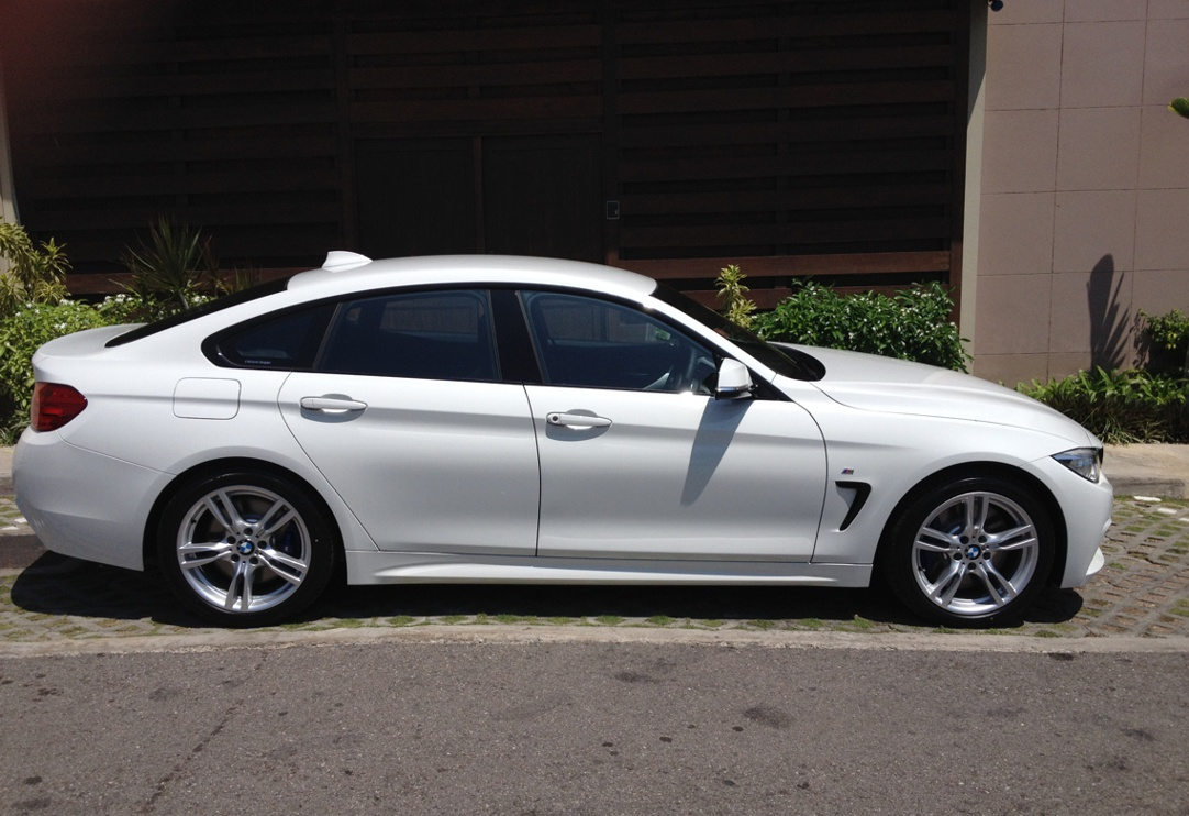 4 Series Gran Coupe F36 With Our Without Sunroof