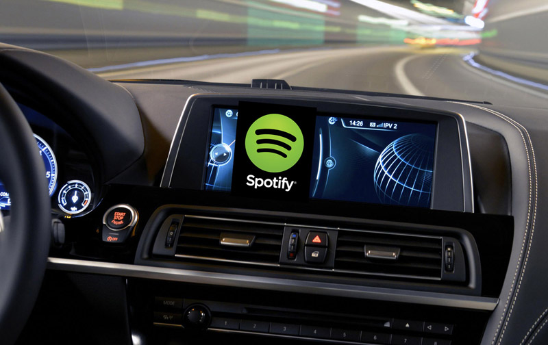 Spotify Comes To Bmw Connecteddrive