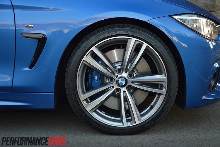 M Sport Brake Vs M3 Brake