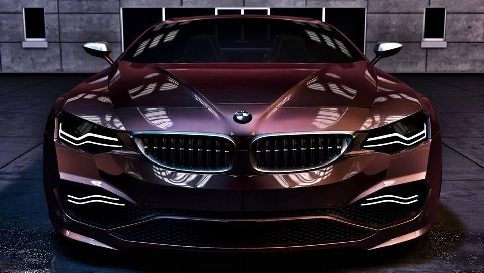 Post Your Best Looking Bmw Concept Render Pic