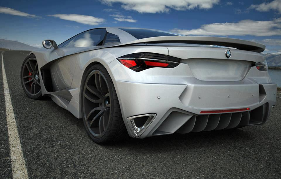 post your best looking bmw conceptrender pic