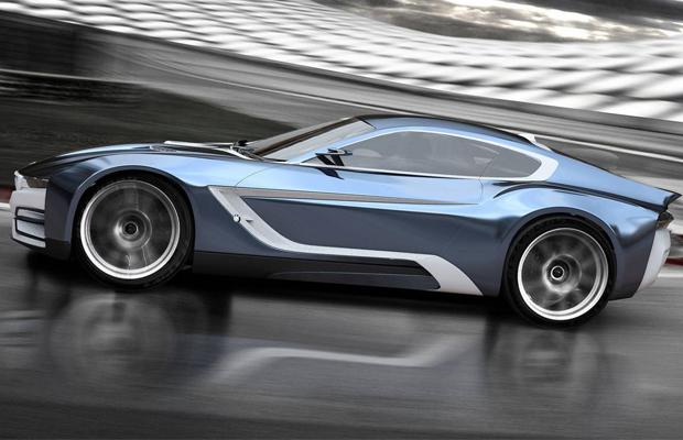 Monster Porsche Hurricane Concept Design: Post Your Best Looking BMW Concept/render Pic