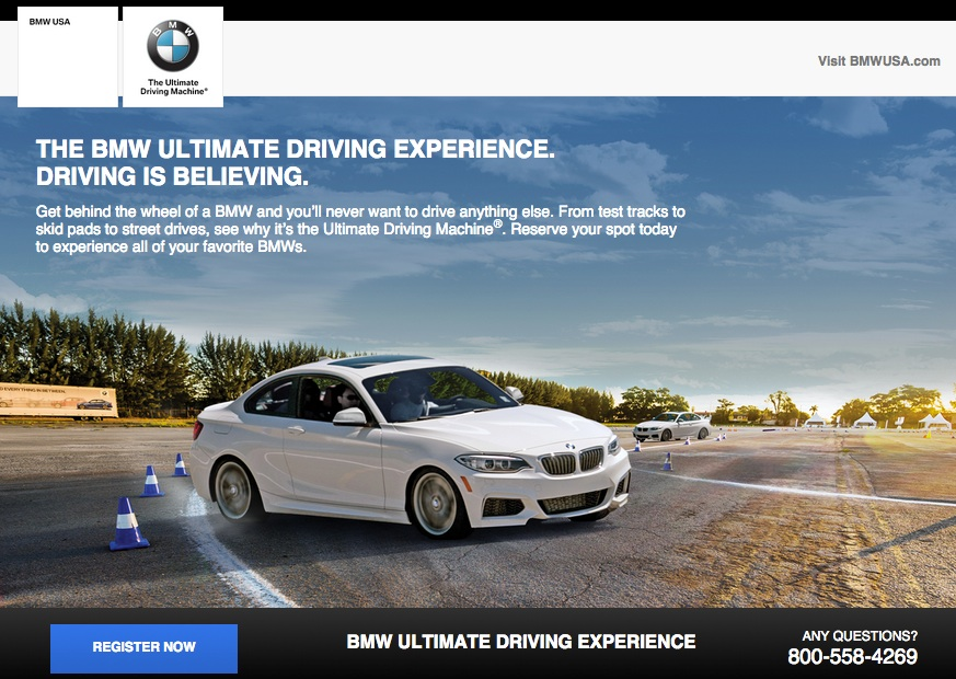 Bmw Ultimate Driving Experience >> Bmw Ultimate Driving Experience 2015 Schedule Ude