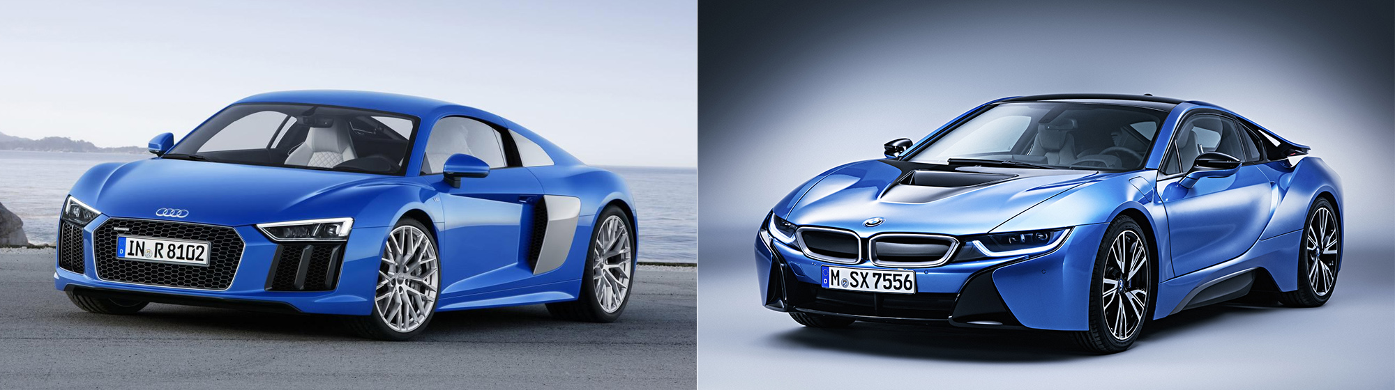 Which Would You Rather Have Bmw I8 Or Audi R8 Mkii