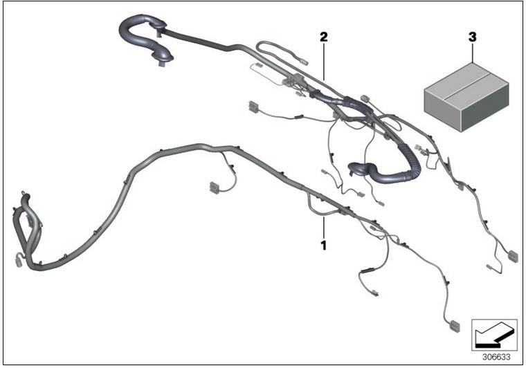 diy: f30 rear park distance control (pdc) retrofit - page 3, Wiring diagram