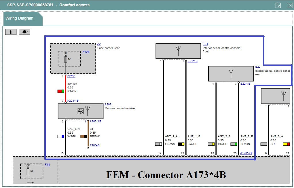DIAGRAM] Bmw F30 Wiring Diagram FULL Version HD Quality ... on