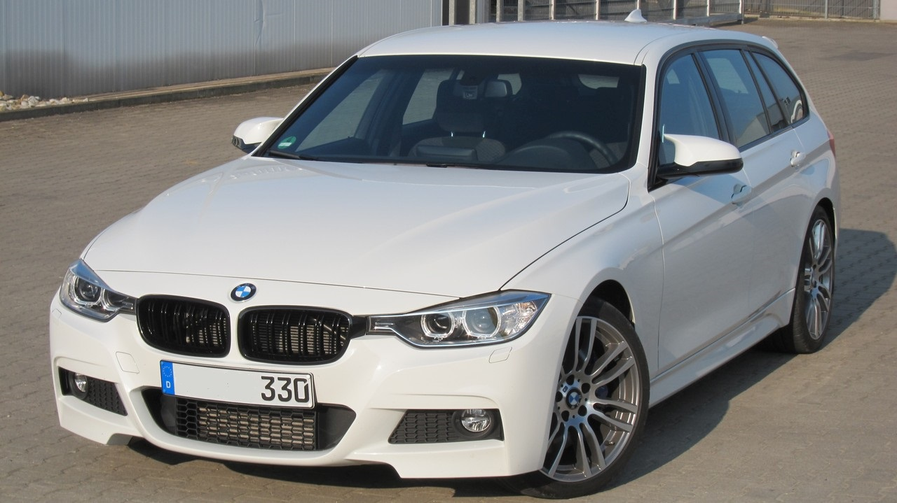 M3 Style Mirrors On A F30
