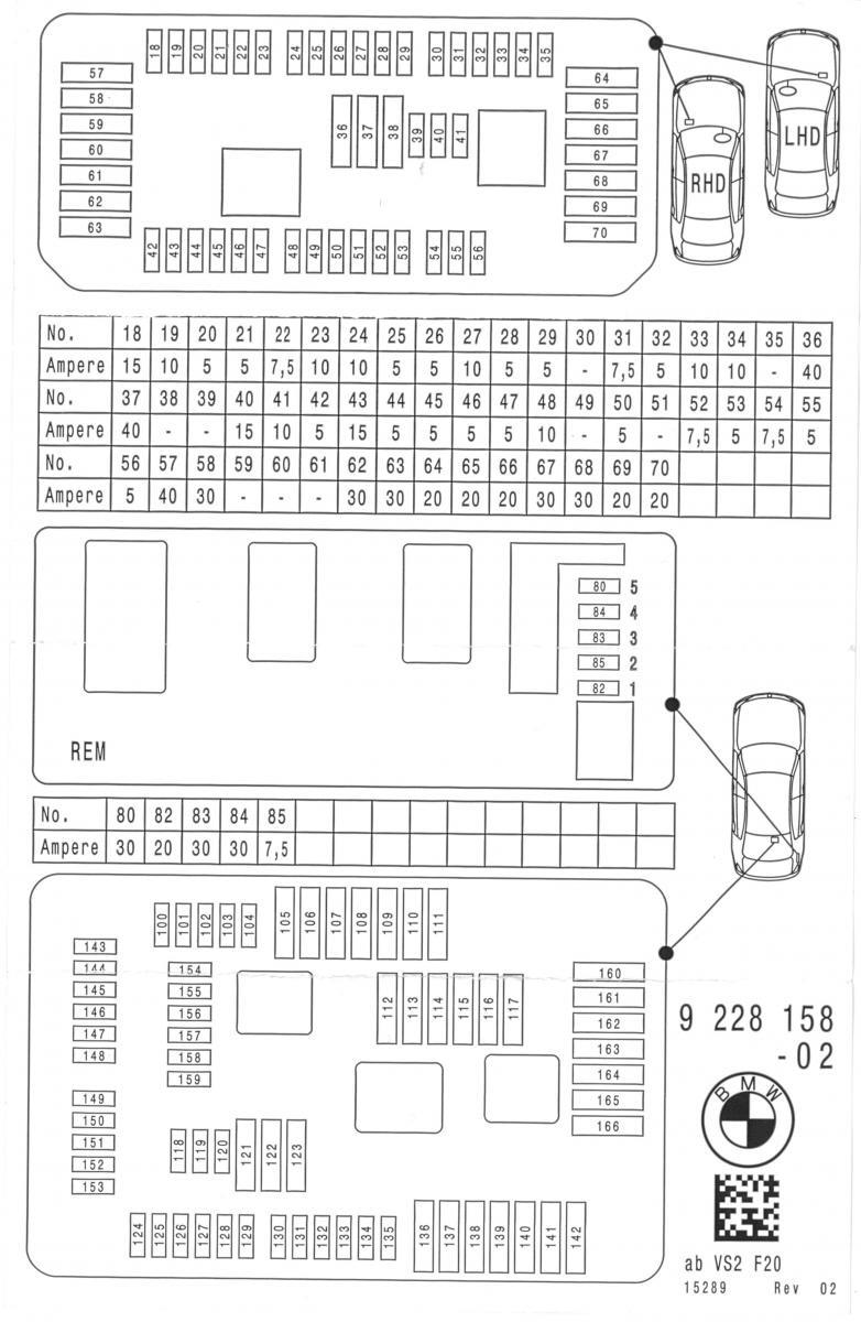 2013 Bmw M5 Fuse Diagram Wire Data Schema 2002 530i Box Marvellous M6 Contemporary Best Image 325ci 2005 525i