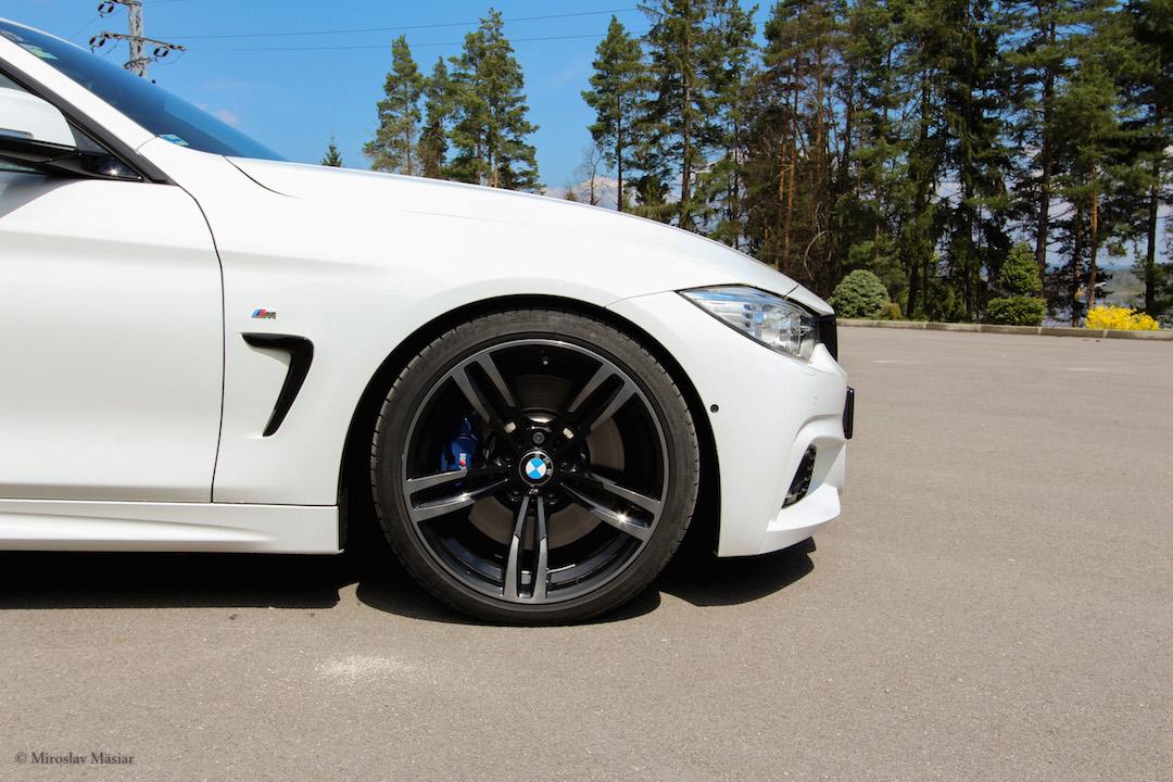 Bmw 435i Xdrive Oem M4 Wheels Hnr Drop