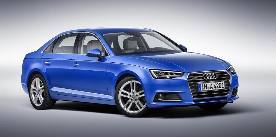 All New 2016 Audi A4 B9 Vs Bmw 3 Series F30 Lci