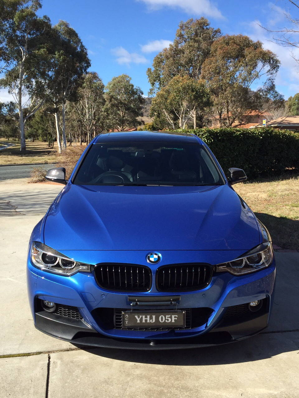 Roof Vinyl Wrap Cost Bmw 3 Series And 4 Series Forum F30 F32 F30post