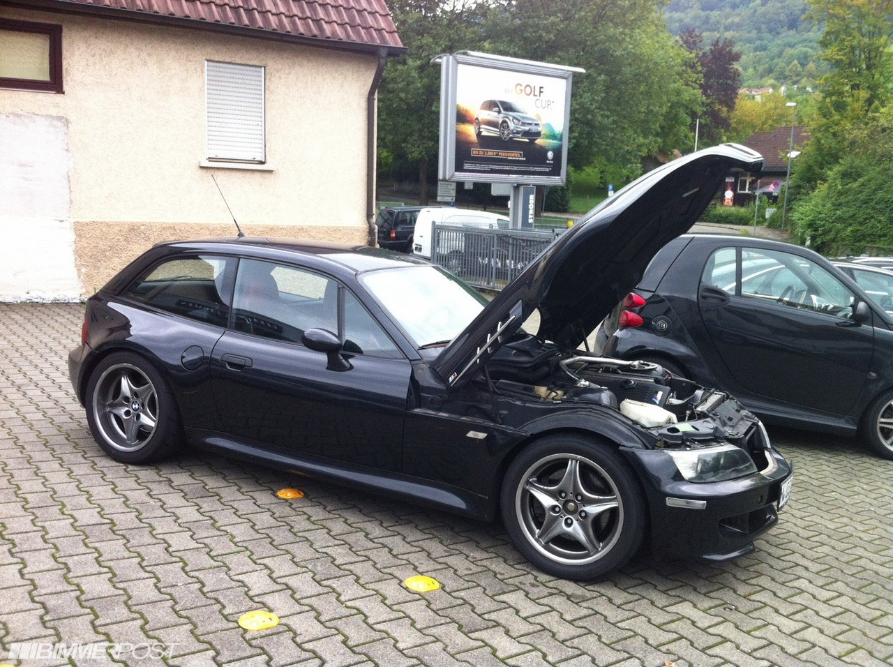 Bmw Z3 M Coupe V10 S85 Build
