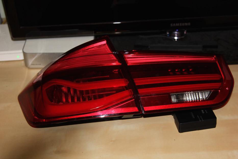 F80 Lci Tailllight Retrofit