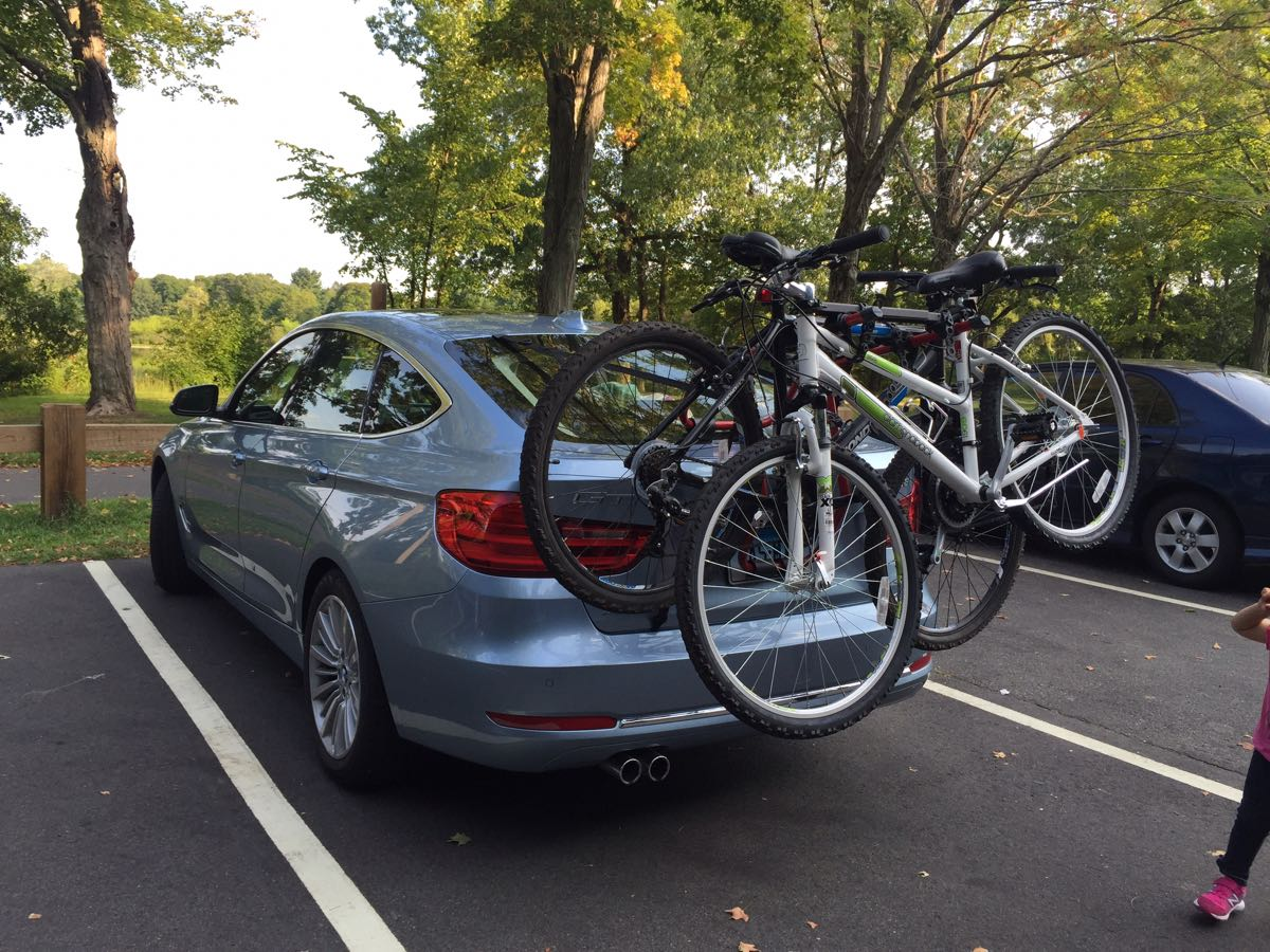 Any Gt Owners Here With Bike Racks