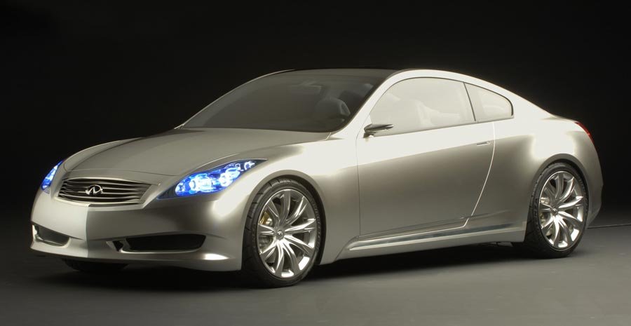Infiniti G45 Concept by KnightRyder. You gotta see this...