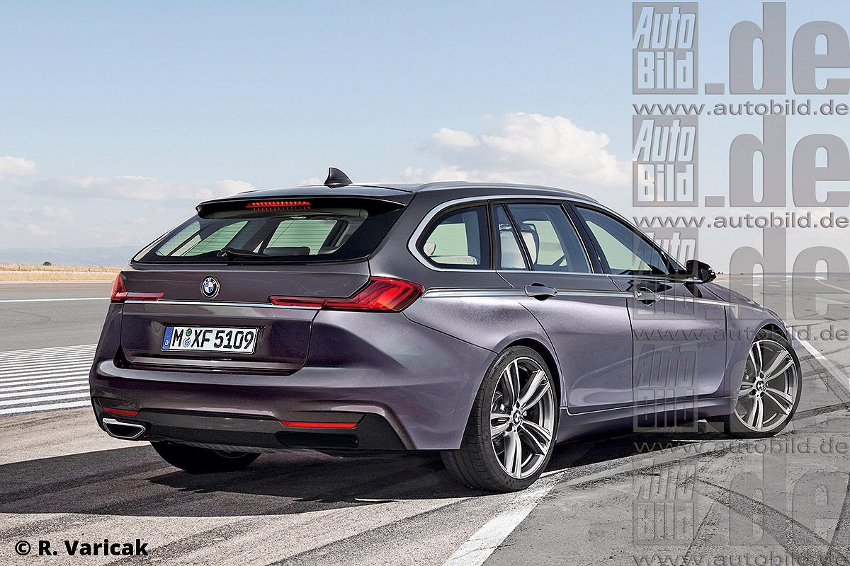 Bmw Serie 3 G20 >> Next-gen BMW 3 Series renderings show a radical design change - Page 2