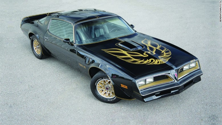 Smokey And The Bandit Trans Am Set For Auction