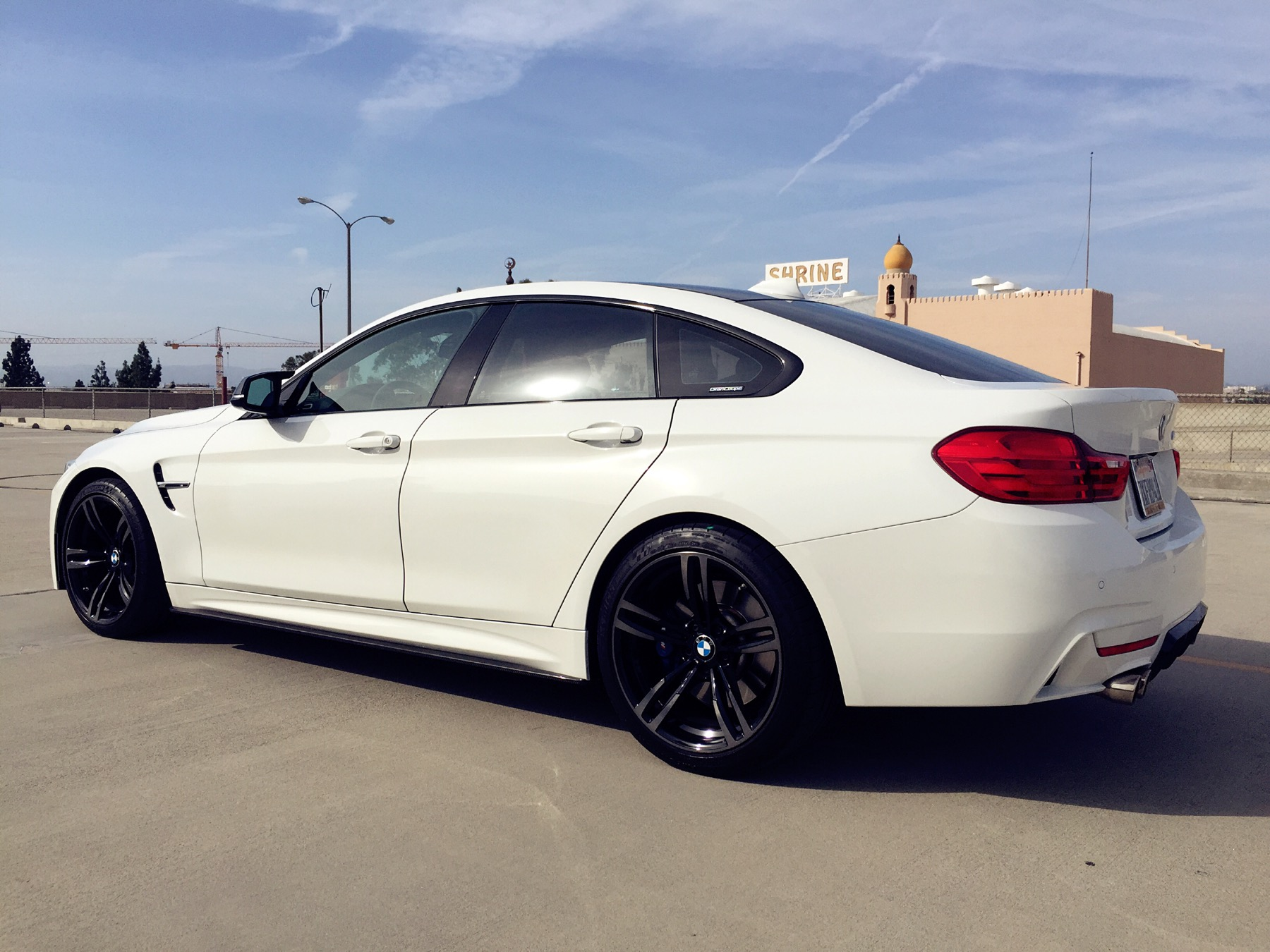 My Build 435i Gran Coupe To M4 Conversion Oem 437m Wheels