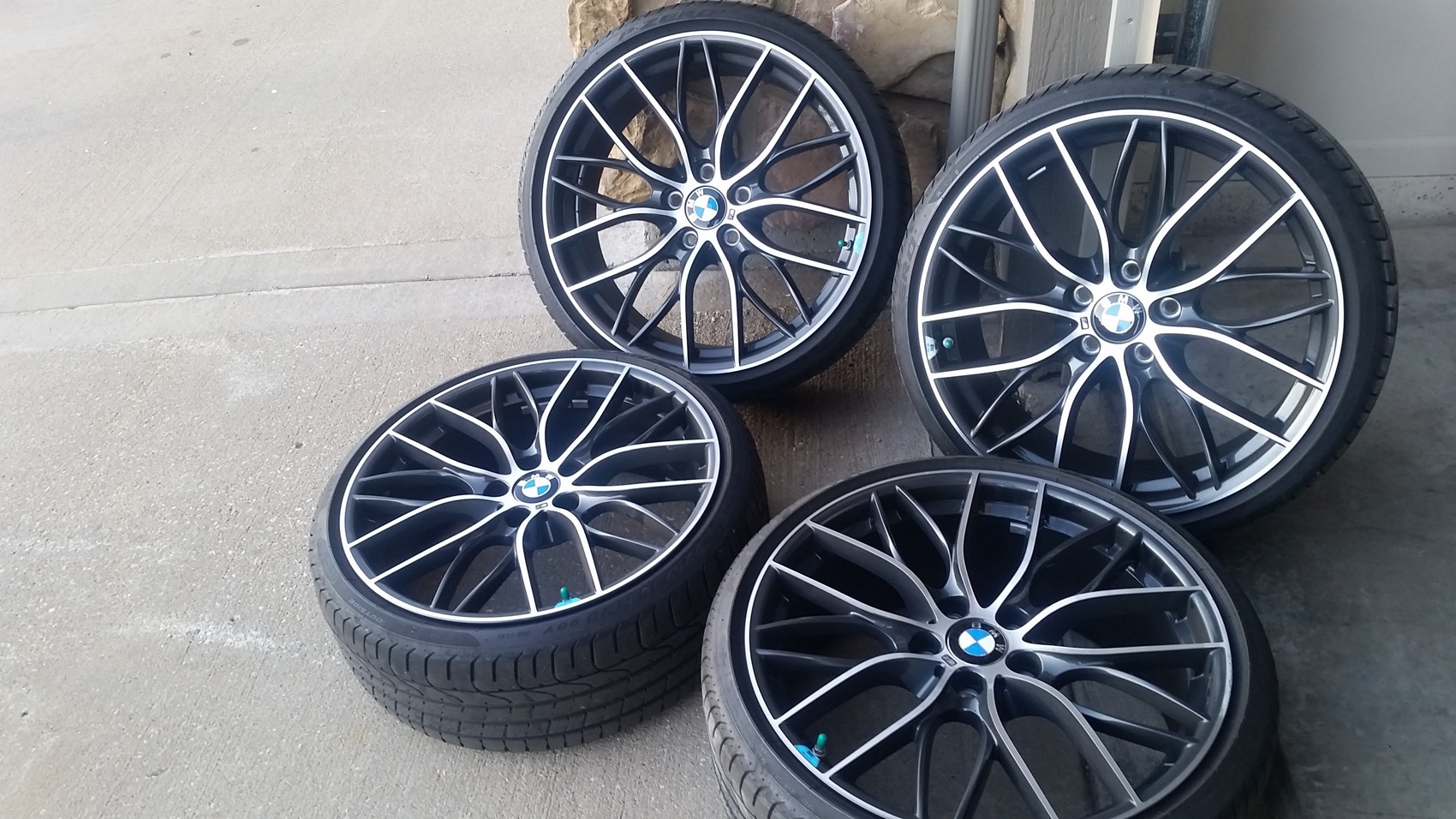 Bmw 405m Performance Double Spoke 20 Quot Lightweight Forged