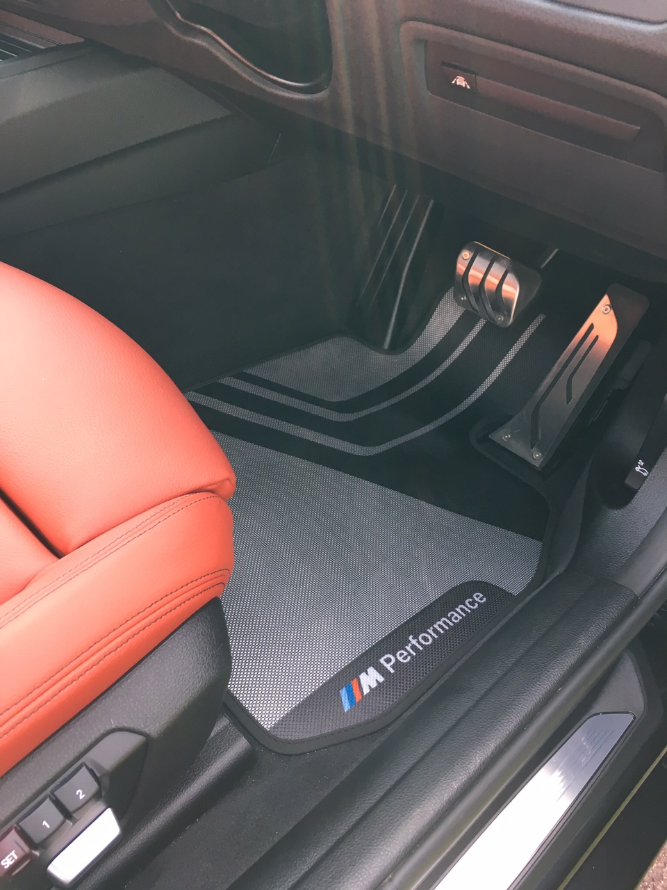 M Performance Floor Mats Bmw 3 Series And 4 Series Forum F30