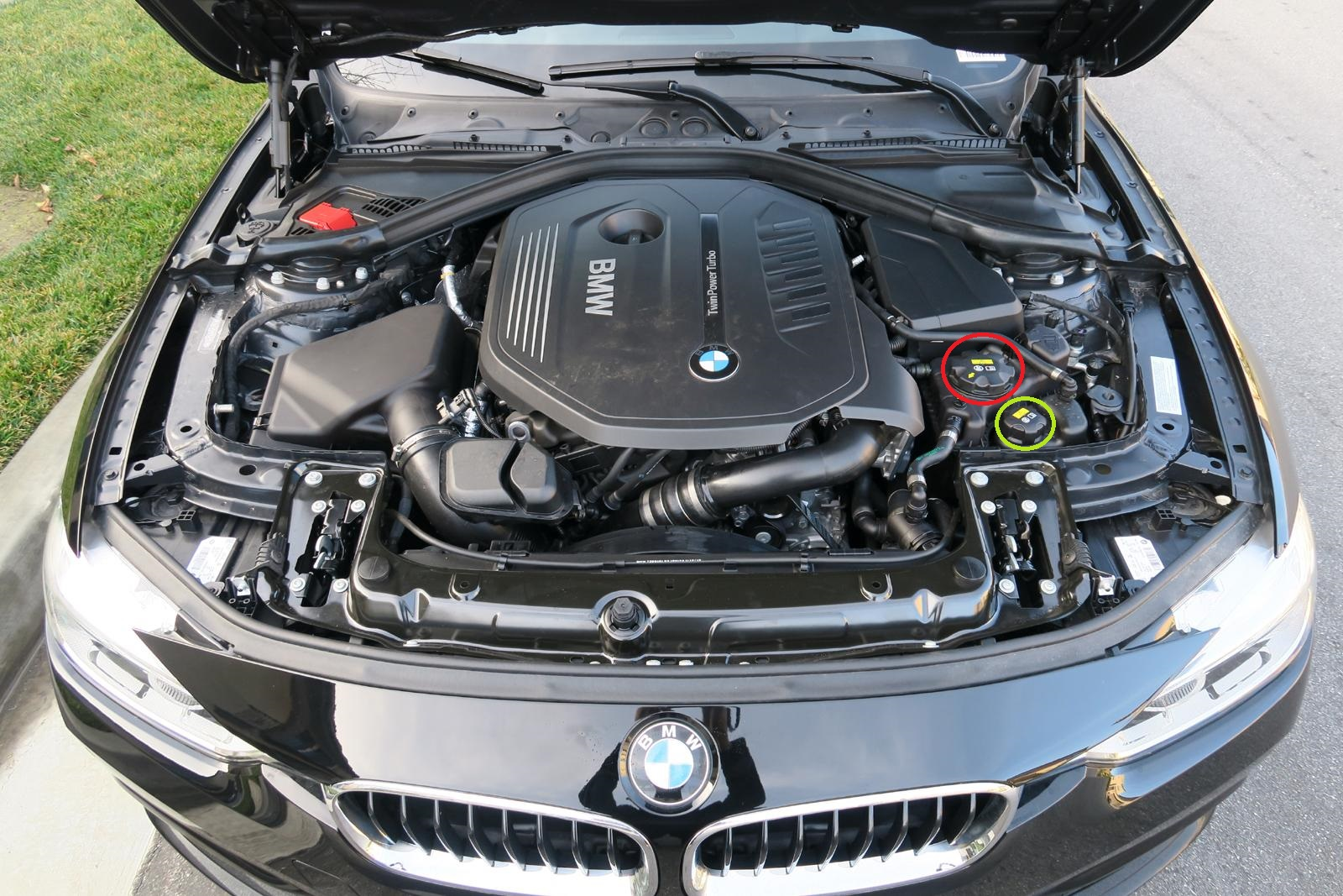 2006 Bmw 325xi Engine Diagram Wiring Library Overview Of Parts Coolant Resevoir In B58 340i 325i
