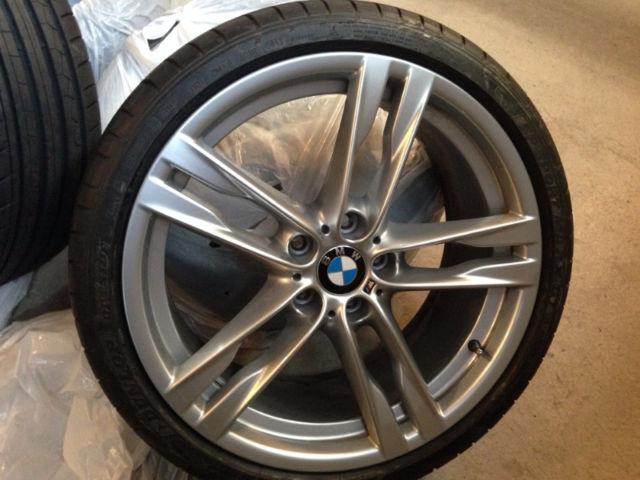 Fs Bmw Oem 373m 20 Inch Rims Tires 245 35 20 275 30 20 F30