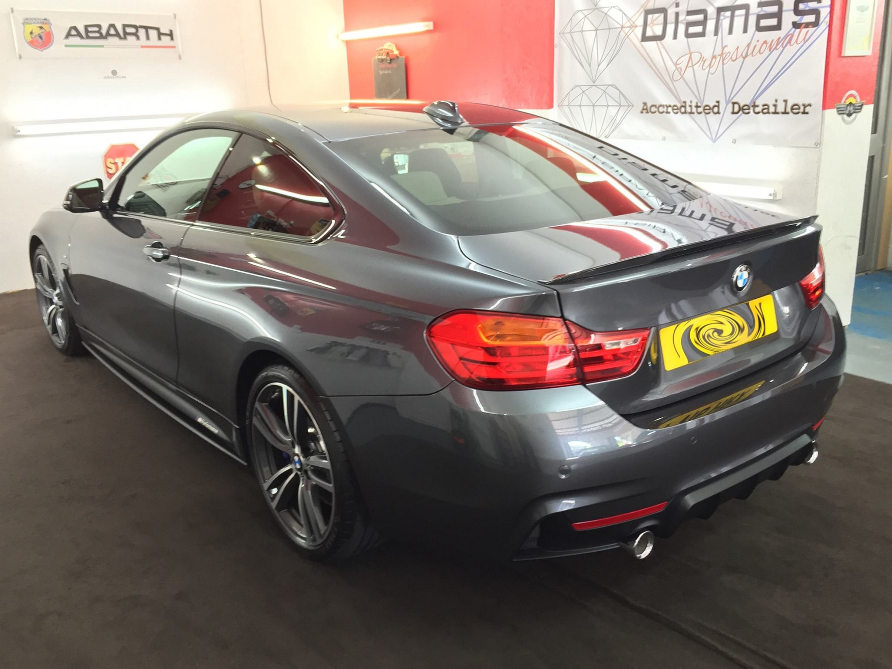 Pics Of My New 440i Coupe In Mineral Grey With M