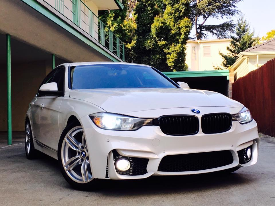 Some Mods On My Mineral White F30 328i
