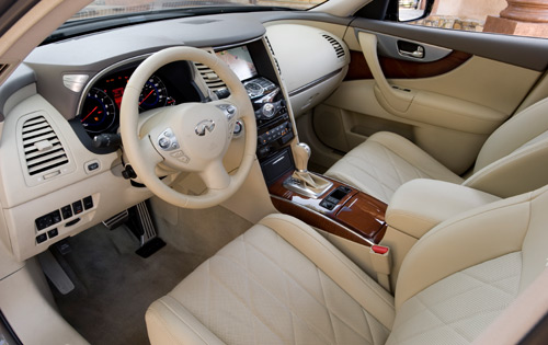 Infiniti Fx50 Review Wow Its Ugly