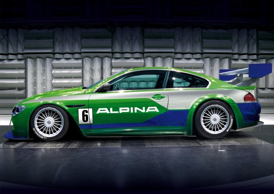 Alpina B6 E30. Alpina Press Release: