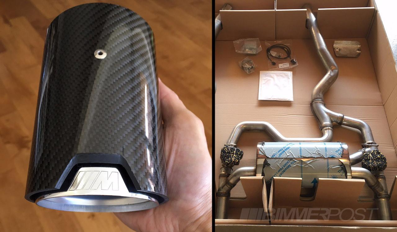 340i / 440i (B58) BMW M Performance Power and Sound Kit
