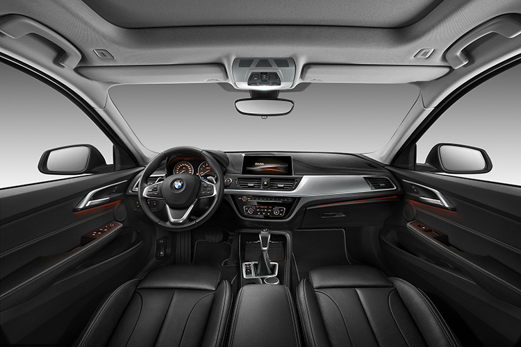 New Interior Photo Of The Upcoming China Only Bmw 1 Series