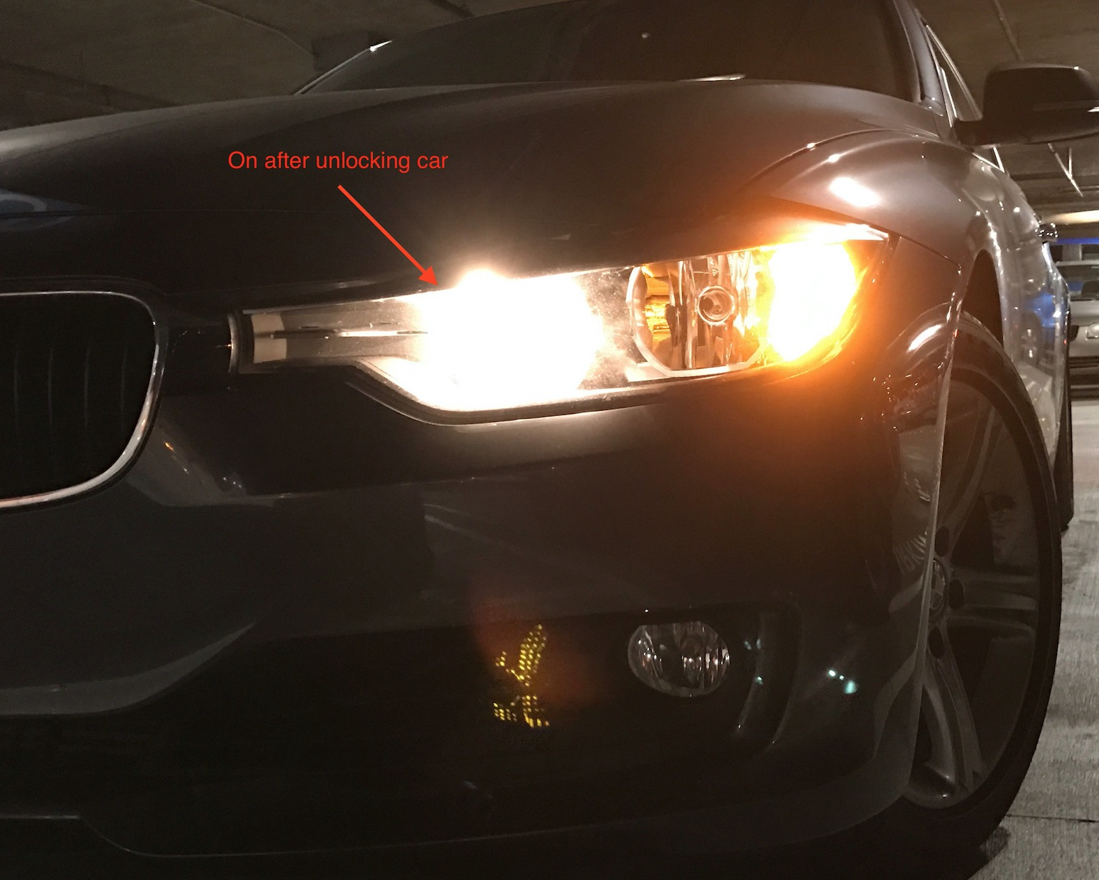 Bmw Daylight Running Lights Malfunction British Automotive
