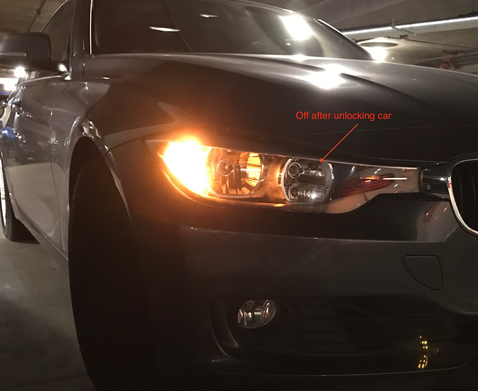 Parking Lamp Malfunction 2012 Bmw X3 28i Fuse Index Attached Images
