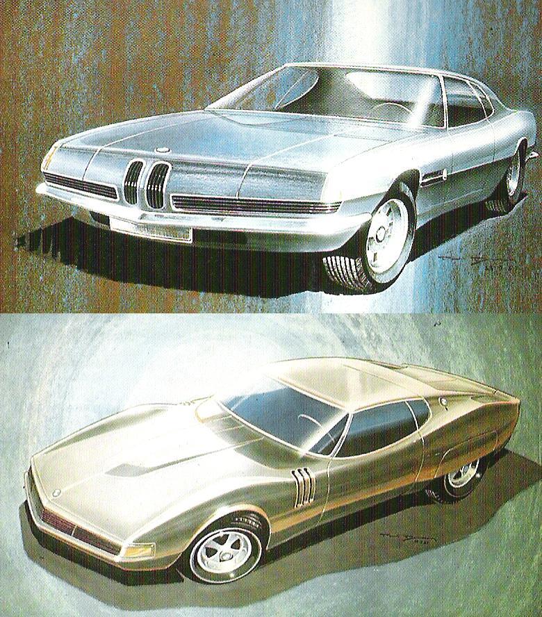 Name:  635 Paul Bracq BMW coupé studies.jpg Views: 3498 Size:  184.0 KB