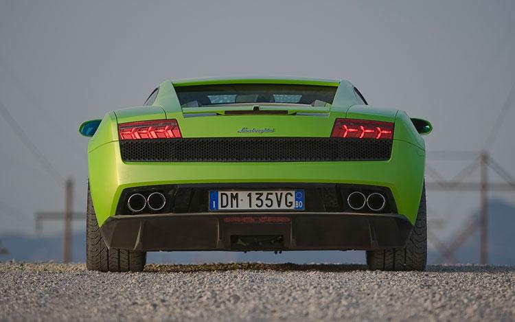 11 4 Seconds At 126 9mph 2009 Lamborghini Gallardo Lp560 4