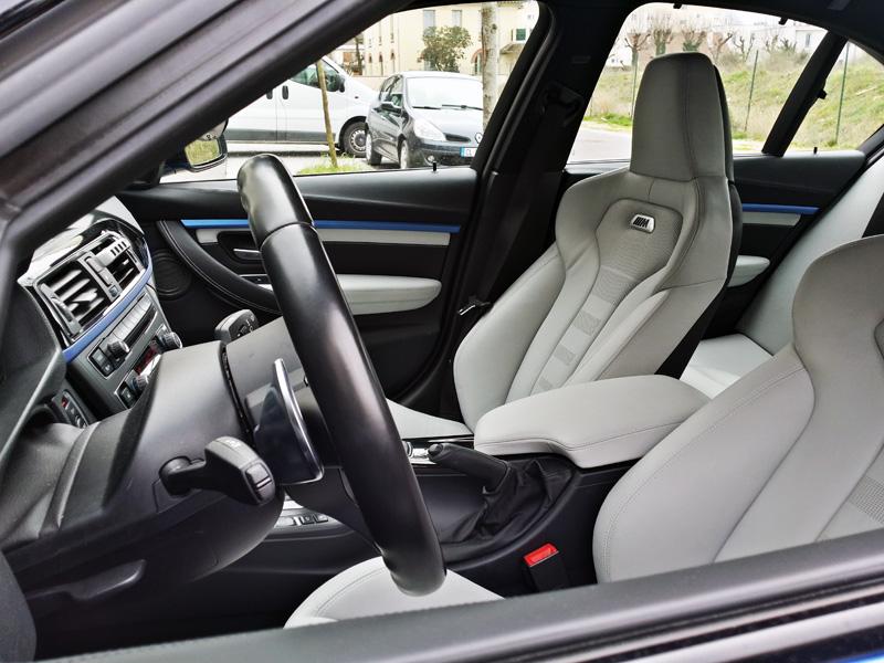 M3 Seats On F30 Retrofit