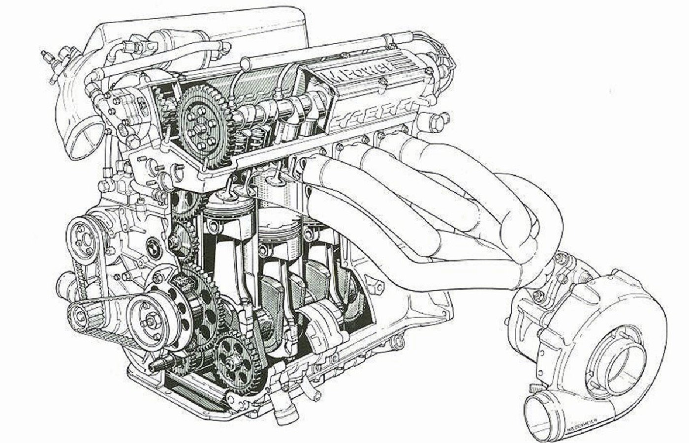 The m10 bmws most successful engine name bmw m12 engine diagramg views 20778 size 3316 kb malvernweather Gallery