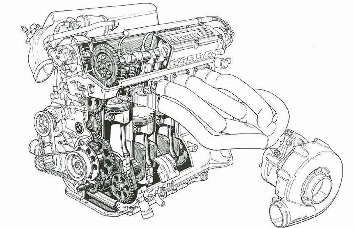 bmw 550 engine diagram