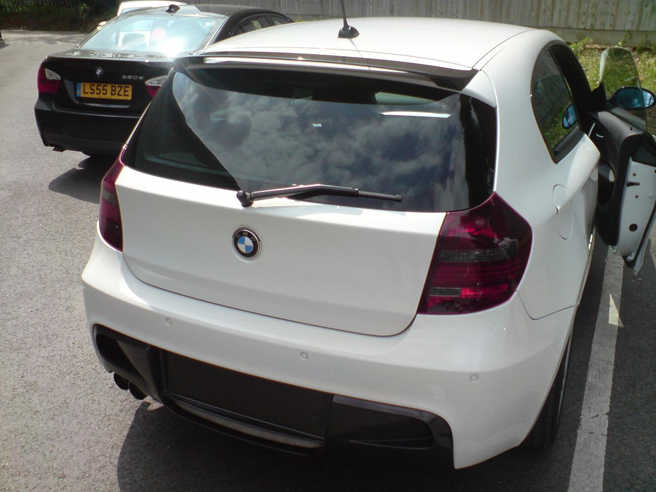 130i With Bmw Performance Kit Cant Wait