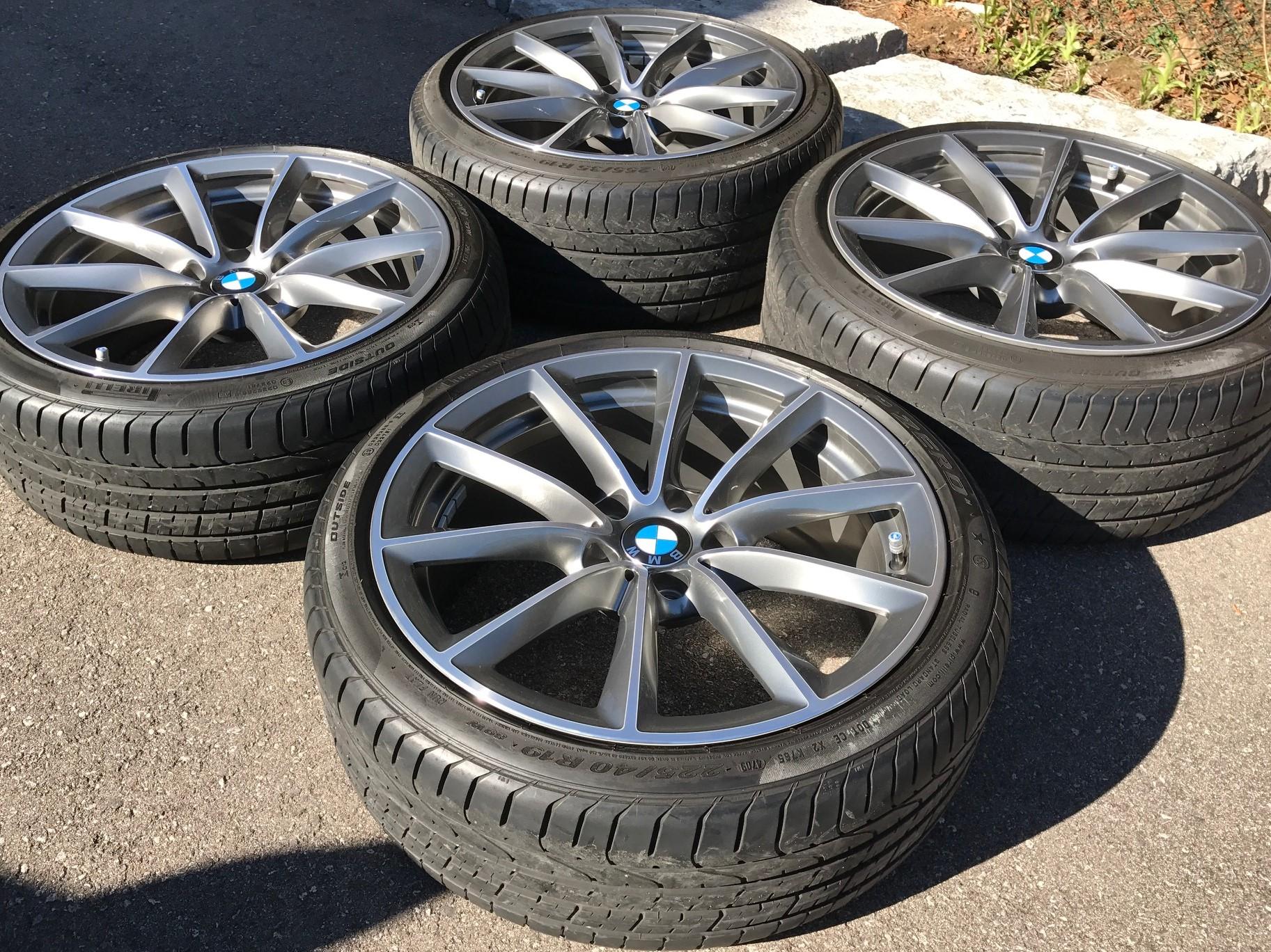 wheel wheels series rim bmw options styles